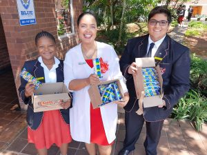 145th Birthday treat for learners