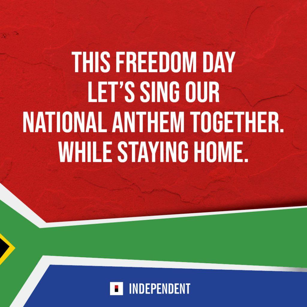 Freedom Day 2020