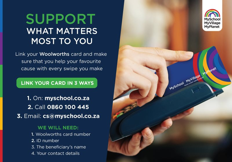 Support My School Card