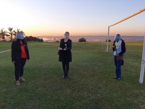 Holy Family College welcomes Grade 12 & 7 learners